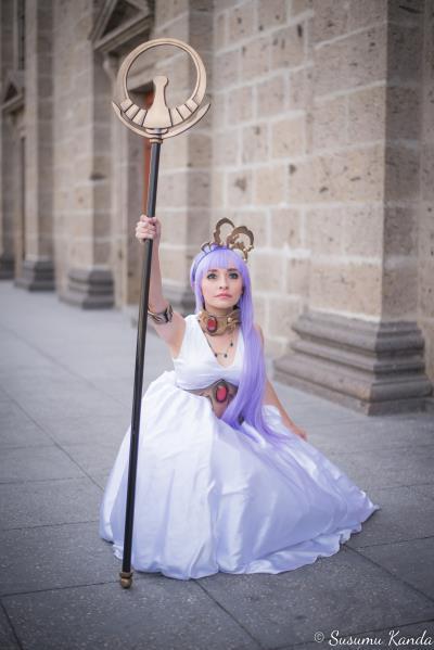 Saori Kido (Athena)